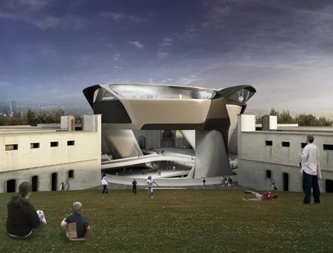 Lecumberri by Rojkind Architectos