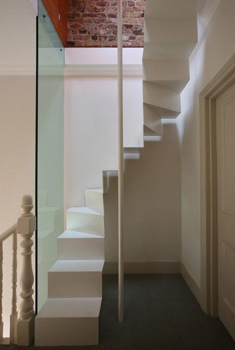 Loft Access by Tamir Addadi Architecture