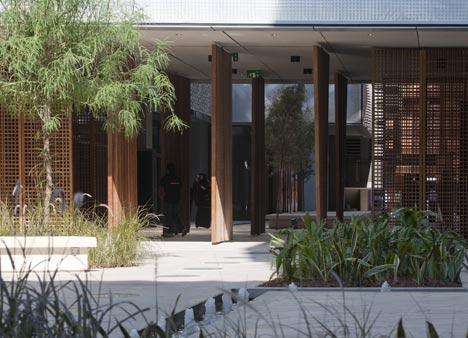Masdar Institute by Foster + Partners