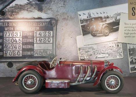 National Automobile Museum by Michael Graves & Associates