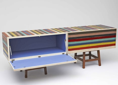 Neorustica Furniture Collection by Jahara Studio
