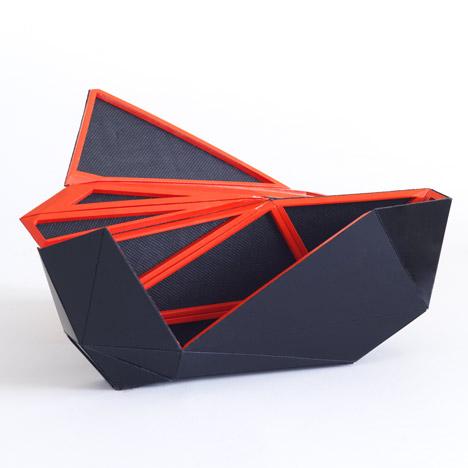 Orishiki Handbag by Naoki Kawamoto