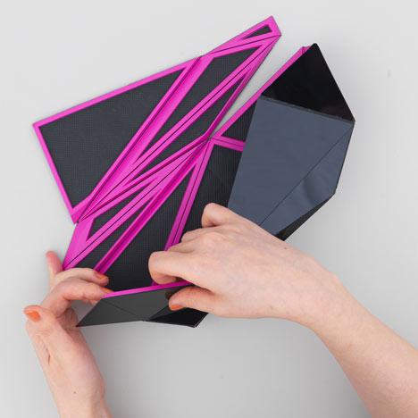 ORISHIKI Clutch Bag by Naoki Kawamoto