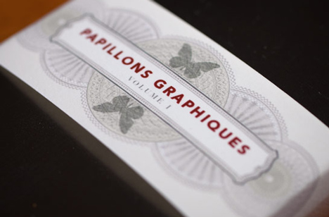 Papillons Graphiques by Chris Waind