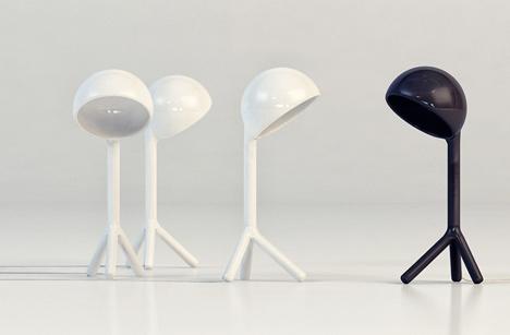 Pipixar Lamp by Artem Zigert