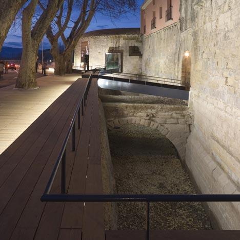 Rehabilitation of the City Walls of Logroño by Pesquera Ulargui Arquitectos