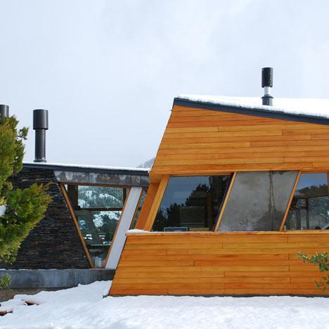 Ribbon House by G2estudio