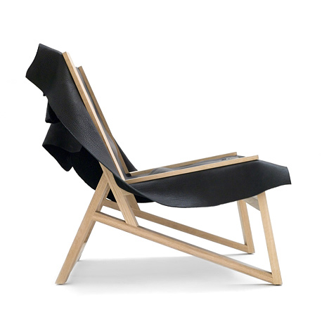 Second Skin Chair by Quinze & Milan