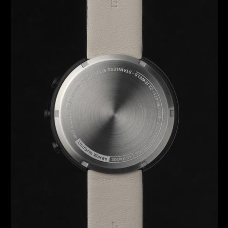 300 Series Chronograph Calendar Wristwatch by Uniform Wares