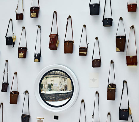 Binbags by Studio Toogood at The Temporium