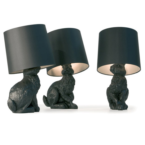 Rabbit lamp by Front for Moooi at Foundry
