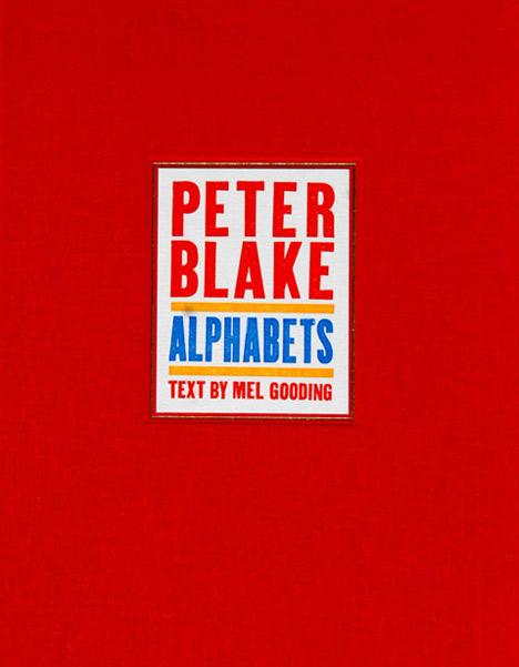 Peter Blake: Alphabets