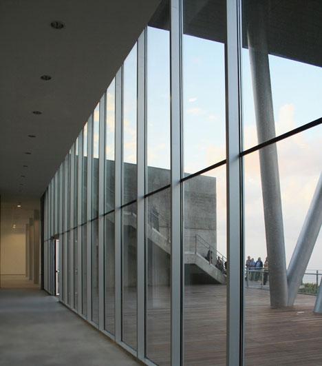 Haifa University Student Centre by Chyutin Architects