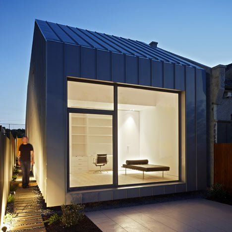 House by studio architecture GESTALTEN