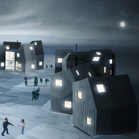 House of Families by Fantastic Norway