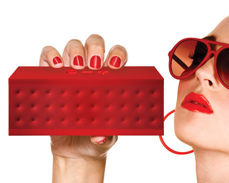 Jambox by Fuseproject at The Temporium