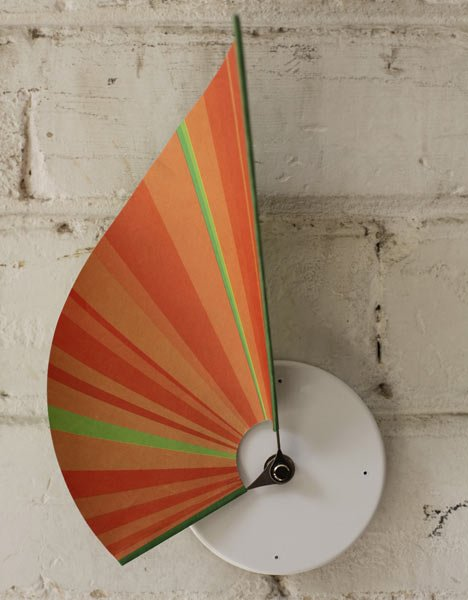 Manifold Clock by Studio Ve