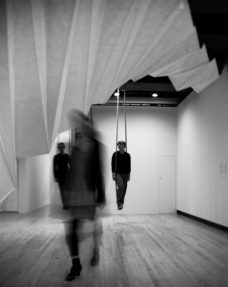 Move Choreographing You Exhibition by Amanda Levete Architects