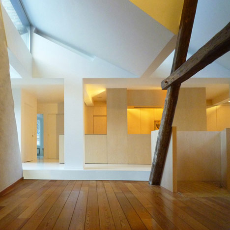 Renovation Bruges by Atelier Tom Vanhee