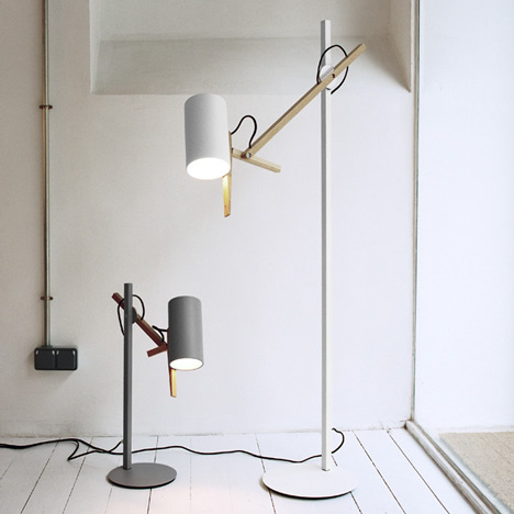 Scantling by Mathias Hahn for Marset