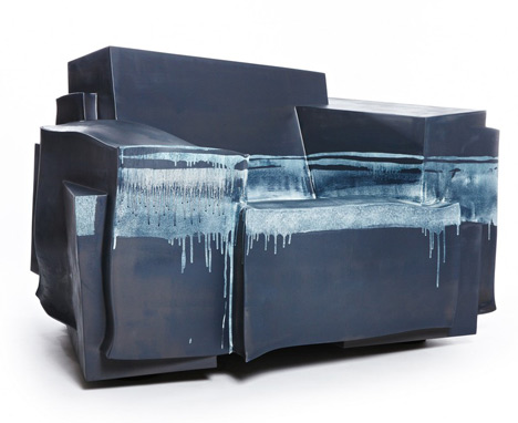 Tron chair by Dror