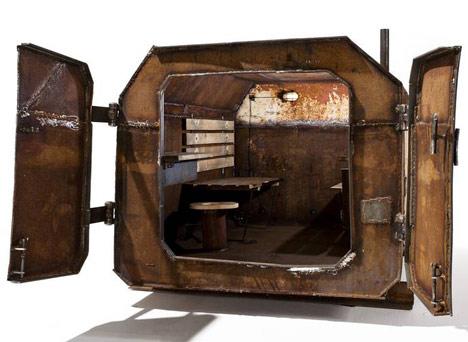 Vostok Cabin by Atelier Van Lieshout