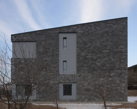 Y house by Beijing Matsubara and Architects