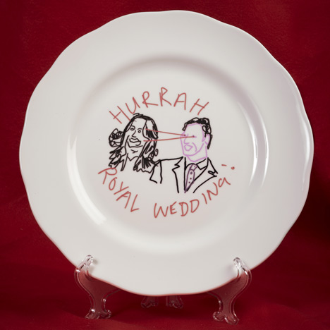 A Very Modern Royal Wedding by KK Outlet