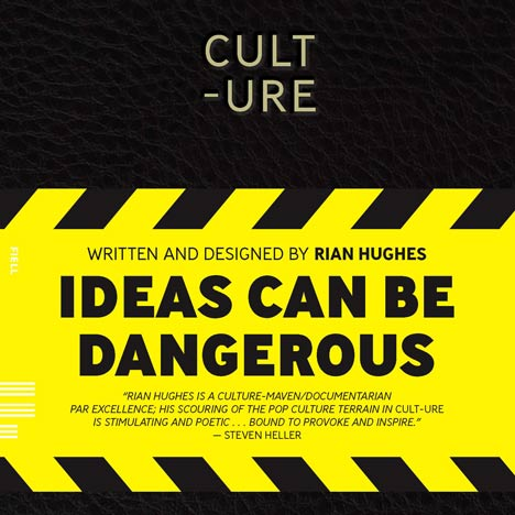 Cult-ure by Rian Hughes