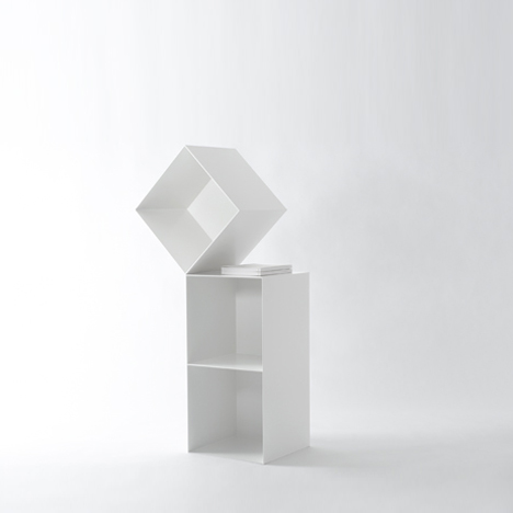 Dancing Squares by Nendo