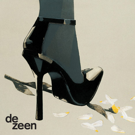 Dezeen podcast: Drawing Fashion at the Design Museum