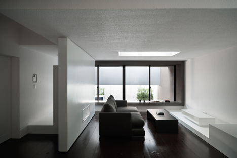 Gable House by FORM Kouichi Kimura Architects
