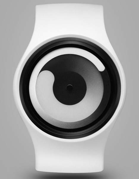 Gravity by Ziiro at Dezeen Watch Store