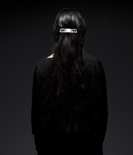 Hair clip on Hair by Humans Since 1982