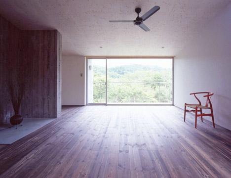 Hiedaira House by Thomas Daniell Studio