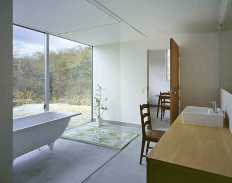 House in Hieidaira by Tato Architects