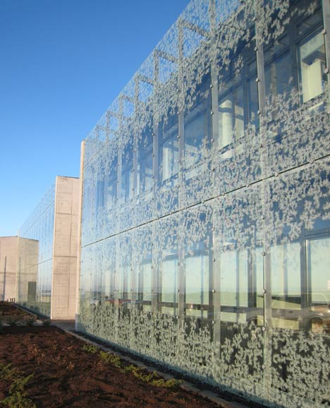 Icelandic Institute of Natural History by Arkis