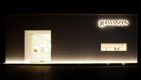 Kwanpen Boutique by Betwin Space Design