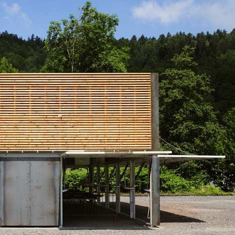 La Halle du Robin by AP5 Architects