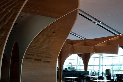 Landslide Bar .OAK by dePaor Architects