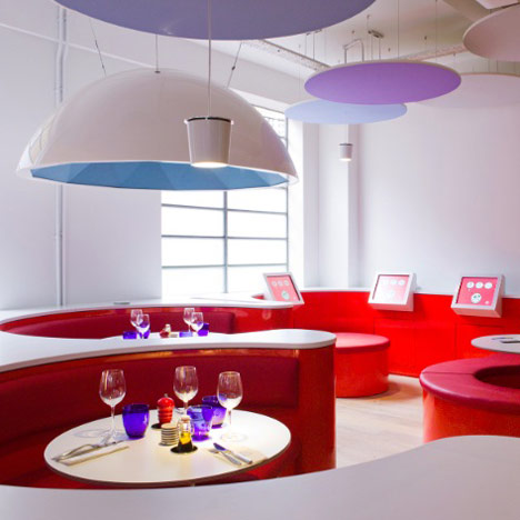 Living Lab by Ab Rogers for Pizza Express
