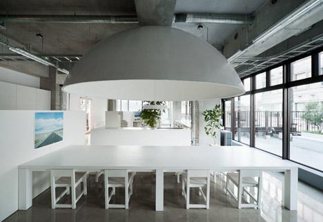 MR Design Office by Schemata