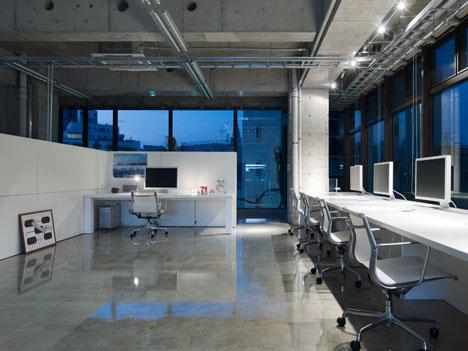Elegant MR Design Office By Schemata