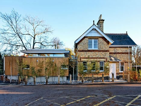 Maggie's Centre Cheltenham by MJP Architects
