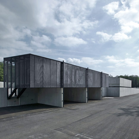 Metal recycle plant by Dekleva Gregoric Arhitekti