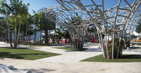 Miami Beach SoundScape by West 8