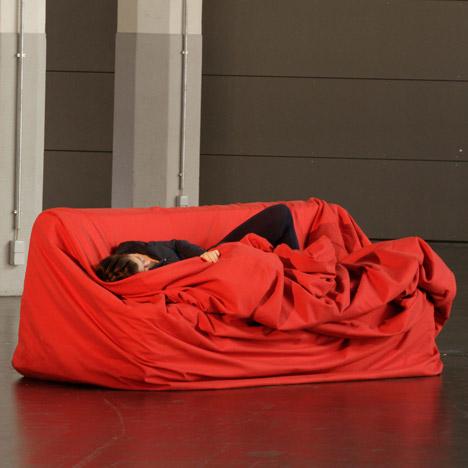 Wonderful Moody Couch By Hanna Emelie Ernsting