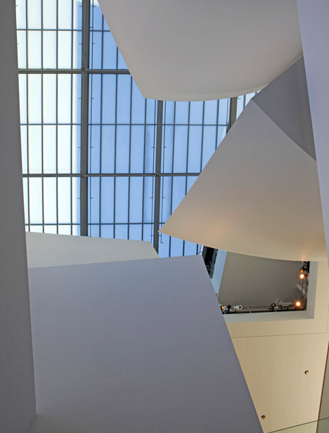 New World Centre by Frank Gehry
