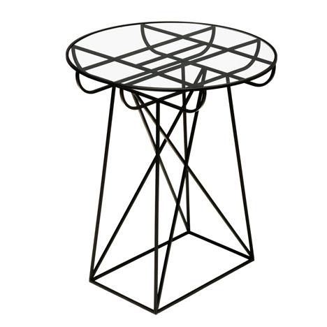 Pylone tables by Linn Kandel