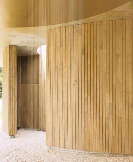 Rennes Metropole Crematorium by Plan01 Architects